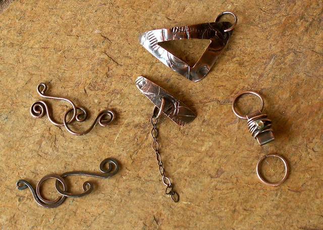 Copper Clasps - Jewelry Boot Camp
