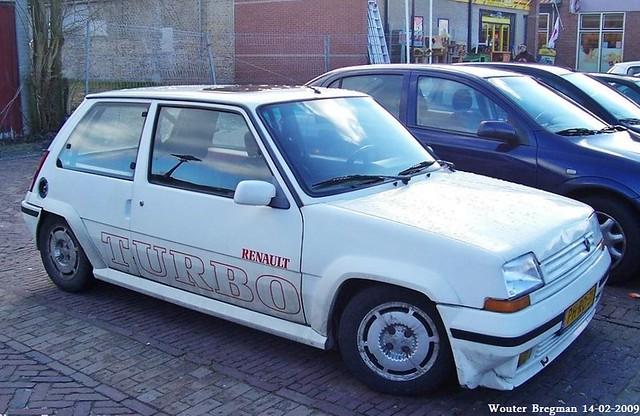 Renault 5 GT Turbo 1989