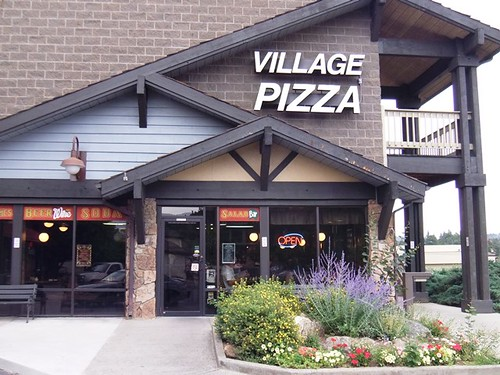 Village Pizza, Estes Park, CO