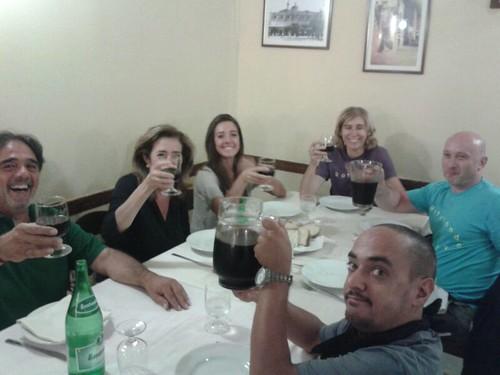#rotolandoversosud2013 siderman cena by manuelongo