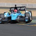 Simon Pagenaud drives through the Turn 9 chicane during practice at Sonoma Raceway
