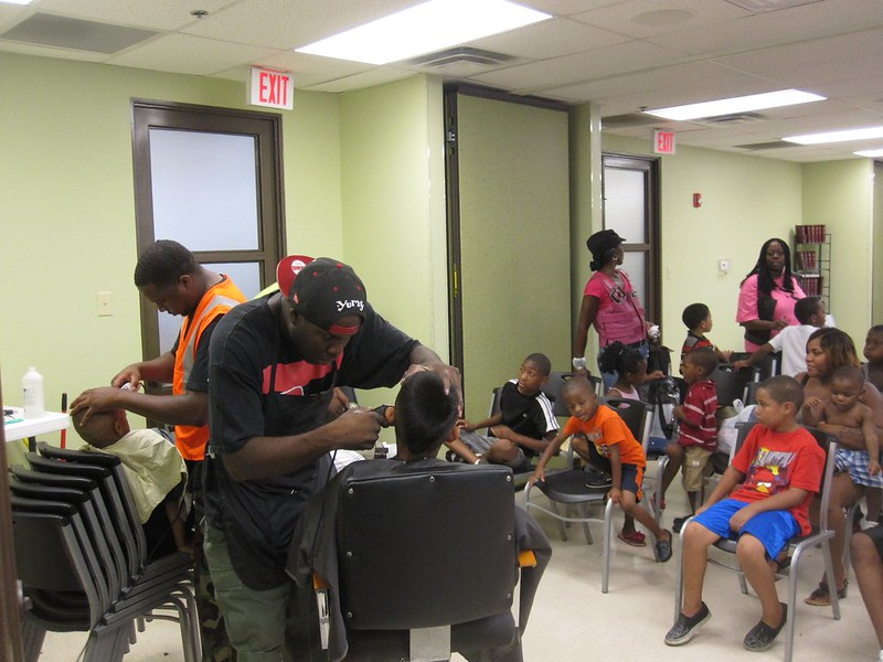 Students will start their school year out right with freshly cut and styled hair, thanks to dozens of area barbers, beauticians, and stylists.