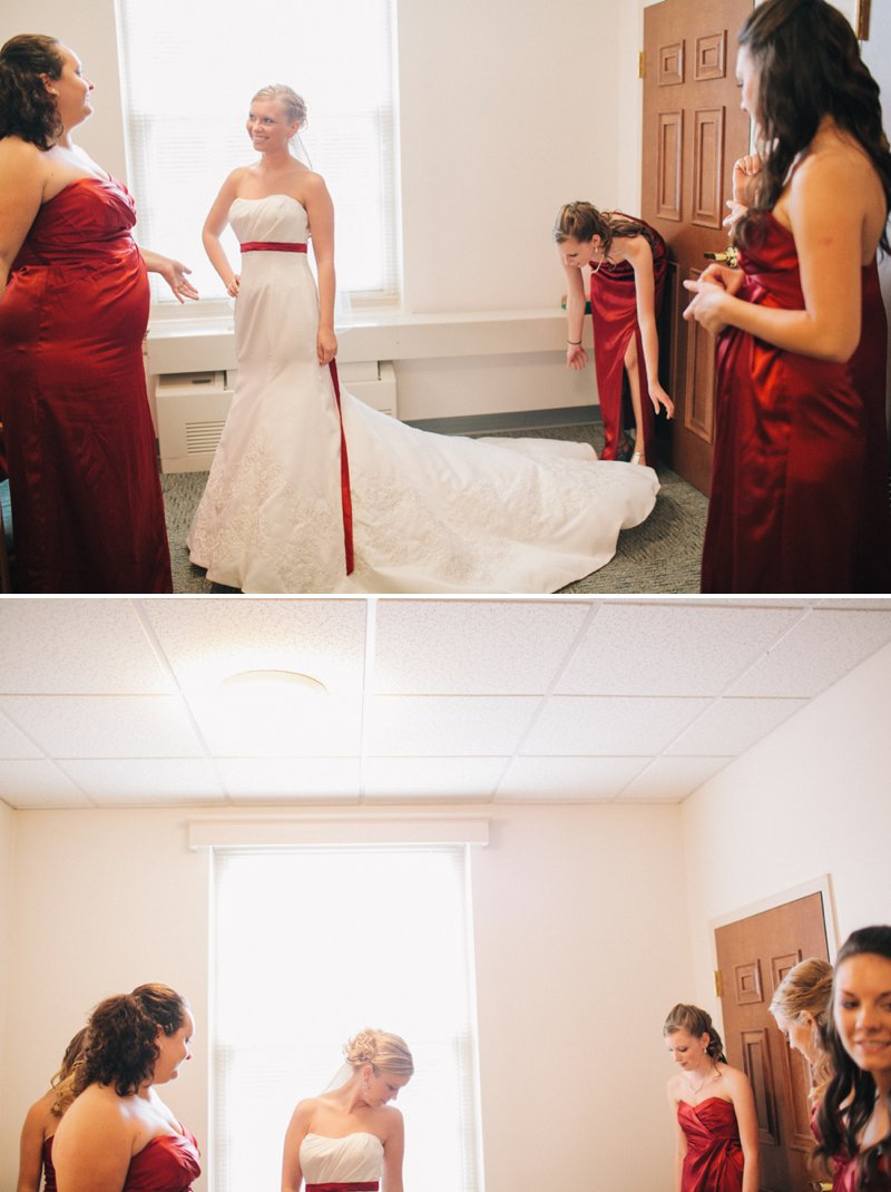 hagerstown, md wedding photographer | getting ready