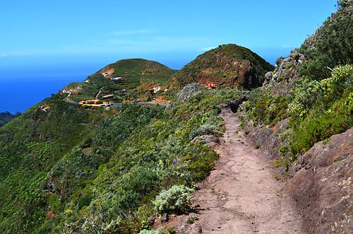 Camino Real, Anaga Mountains