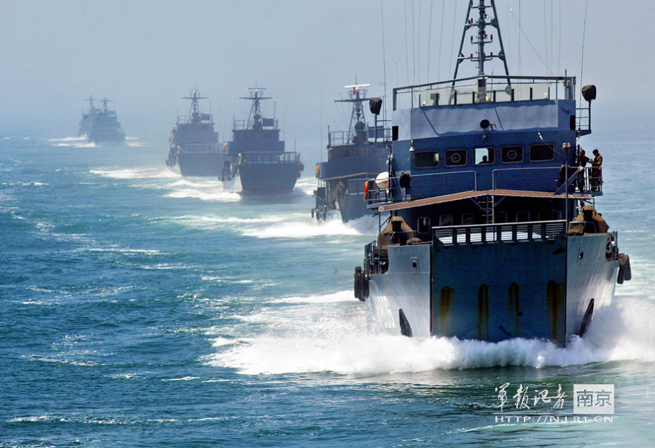 9867289233_e532e8069a_b - China conducts massive 'island reclamation' military exercise - Talk of the Town
