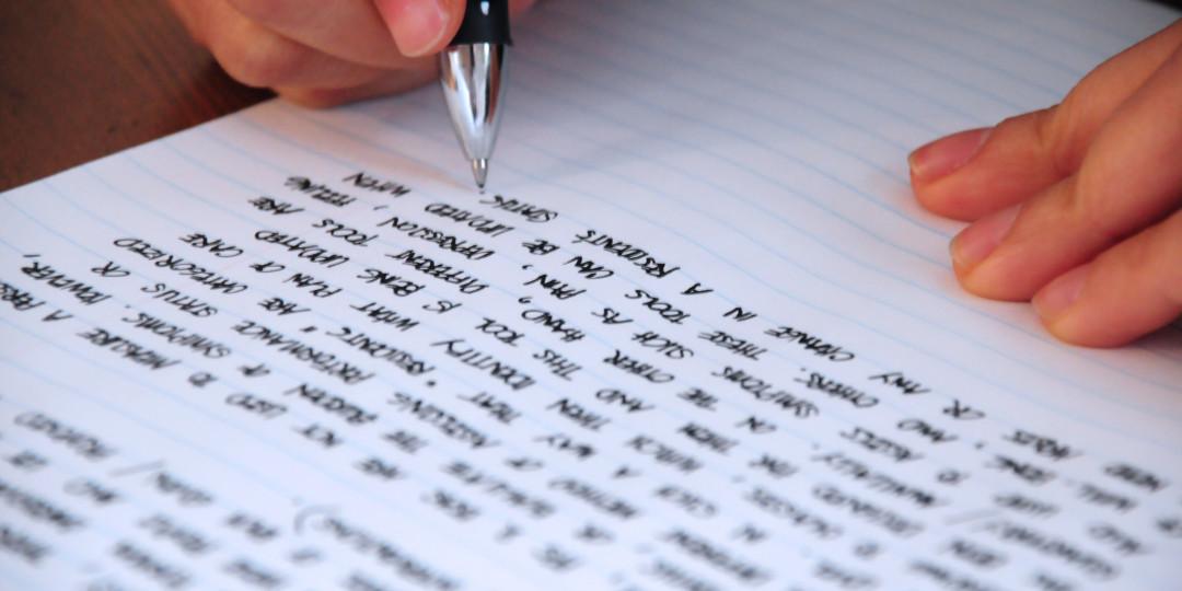 Seguir escribiendo