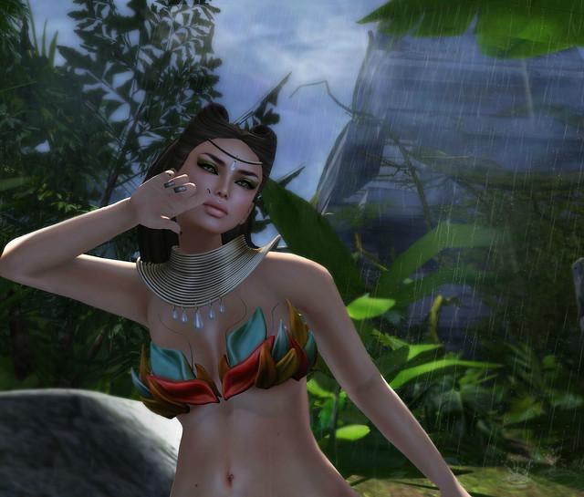 Maya's Queen