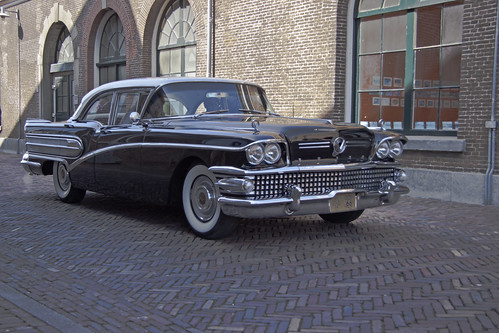 Buick Series 40 Special Sedan 1958 (7616)