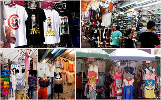 Day 4 Bangkok, Thailand - Chatuchak Weekend Market 06