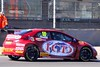 Jeff Smith in Free Practice at the BTCC event at Donington Park, April 2015