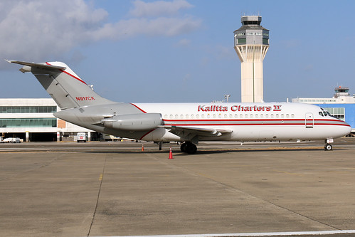 Aircraft (DC91) silhouette
