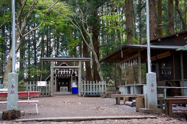 寶登山神社(宝登山神社)奥宮