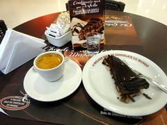 Coffee and chocolate cake - DSC09637