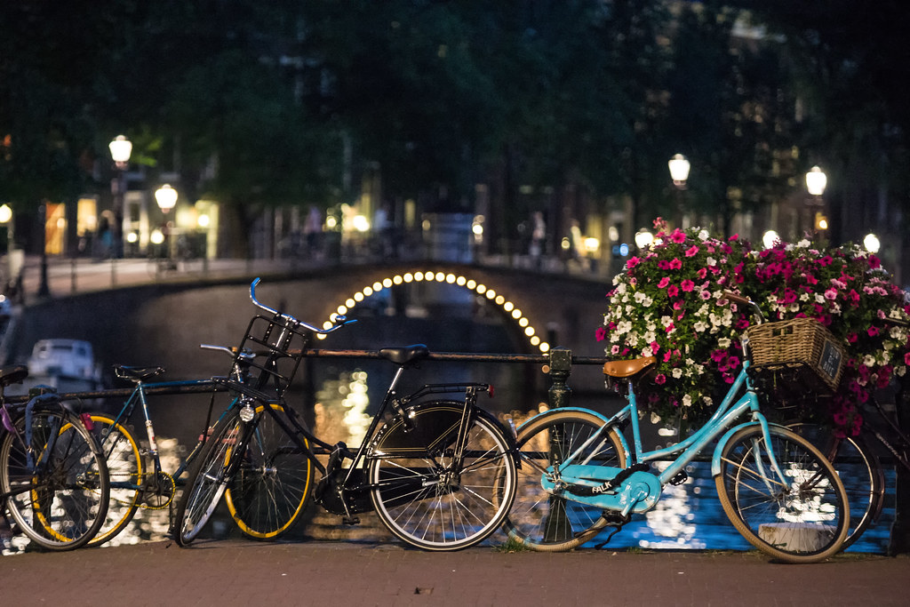 Bicyclette d'Amsterdam