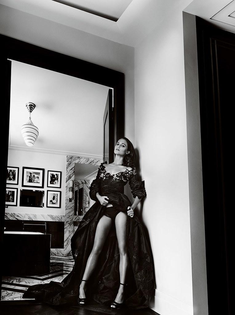 Алисия Викандер — Фотосессия для «Vanity Fair» 2016 – 3
