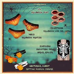 Halloween Hunt items 10L