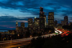 Seattle   |   Downtown Blue Hour