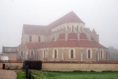 2016-10-24 10-30 Burgund 607 Abbaye de Pontigny
