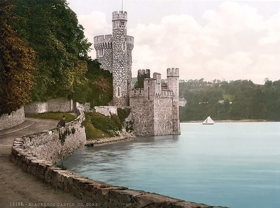 Blackrock Castle. County Cork, Ireland