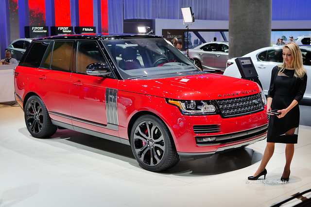 2017 Land Rover Range Rover SV Autobiography