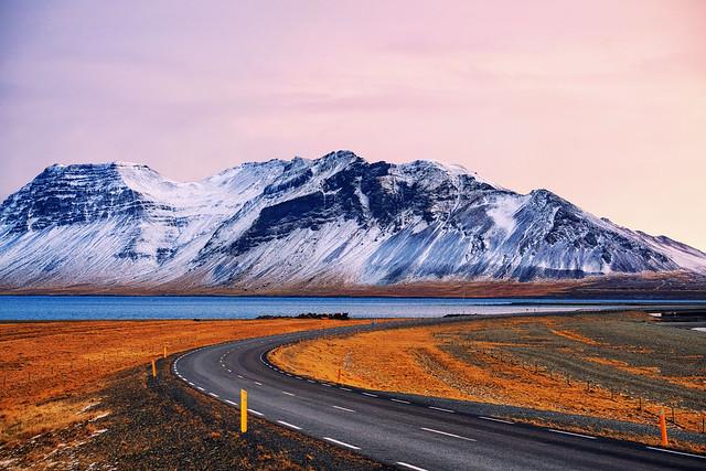 Magic moment in Iceland, Fujifilm X-T2, XF50-140mmF2.8 R LM OIS WR