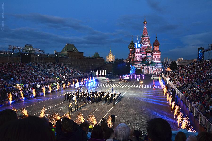 Kremlin Military Tattoo 14