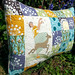 Springtime Quilted Cushion Cover (2)