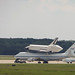 Space Shuttle at Dulles