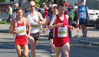 Olympijský maraton: čeští muži začínají hon za limity