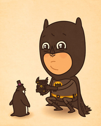 Just Like Us by Mike Mitchell