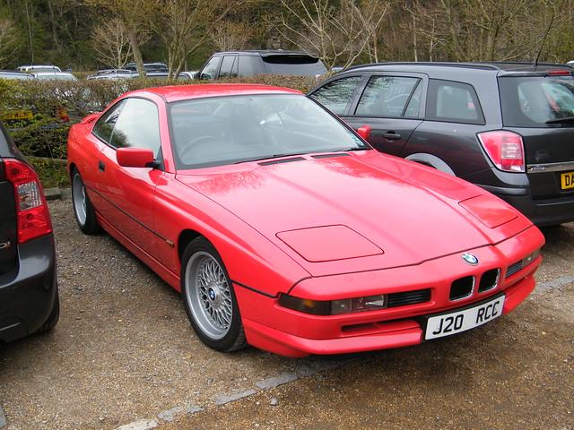 1991 BMW 860 | Flickr - Photo Sharing!