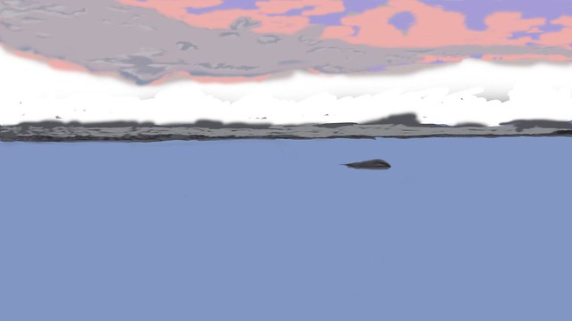Digital Landscape 3, Alaska