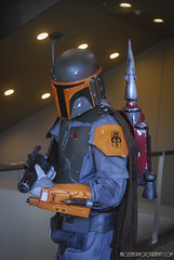 Emerald City Comic Con Day an official Mandalorian Merc