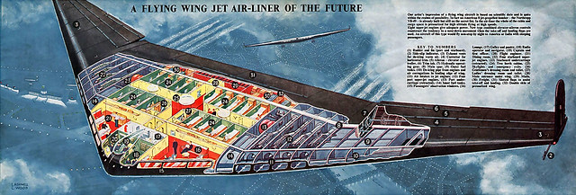 1949 ... airliner of the future!