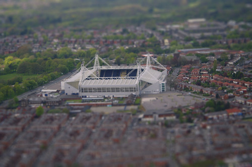 Preston North End - Tiltshift
