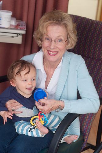 Nana & Waylon