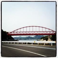 ひとつめの橋、かな?