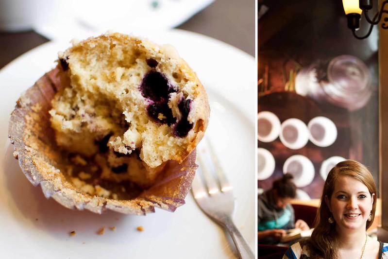 muffins essen