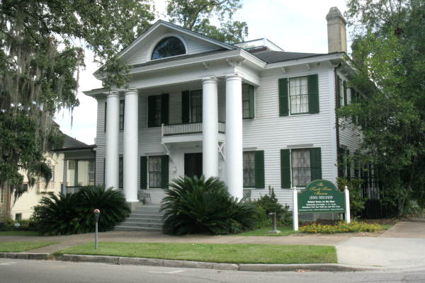Knott House Museum at 301 East Park Avenue: Tallahassee, Florida