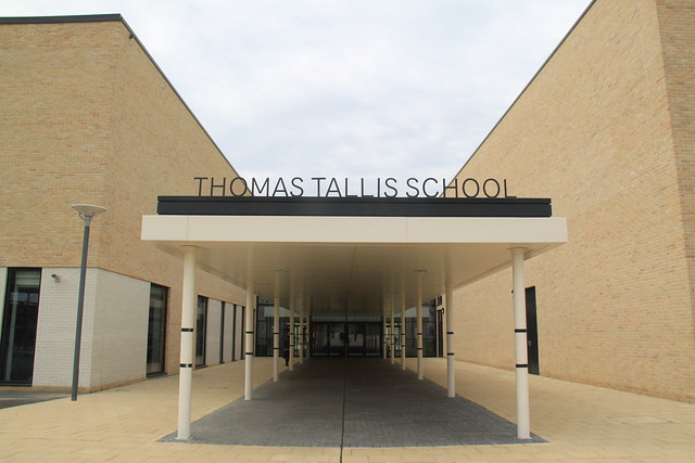 Thomas Tallis School - New Buildings