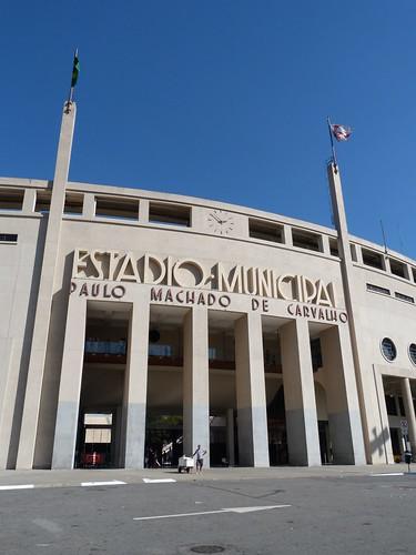 Estádio do Pacaembu, São Paulo