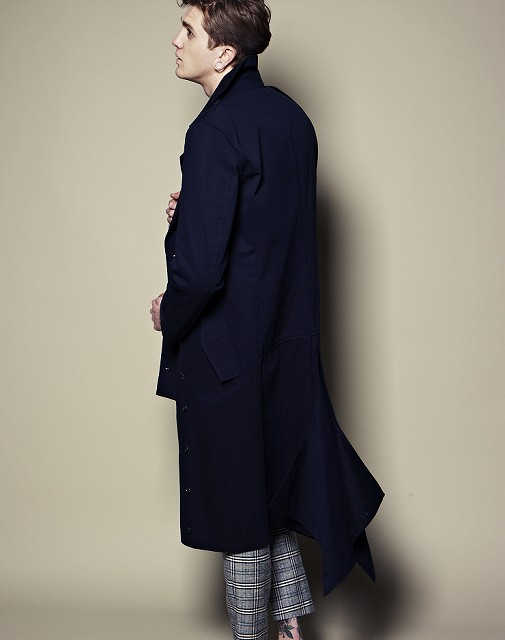Josh Tuckley0006_MITSUSHI YANAIHARA AW12-13(changefashion)
