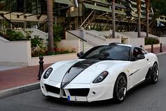[フリー画像素材] 乗り物・交通, 自動車, フェラーリ, フェラーリ 599 ID:201206200000