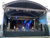 the stage @ Park Sielecki, Sosnowiec, 11.05.2012 by Polek