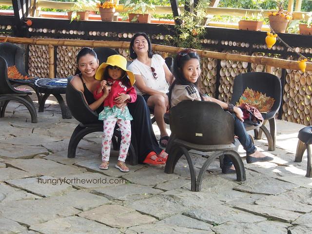 family at kampo juan