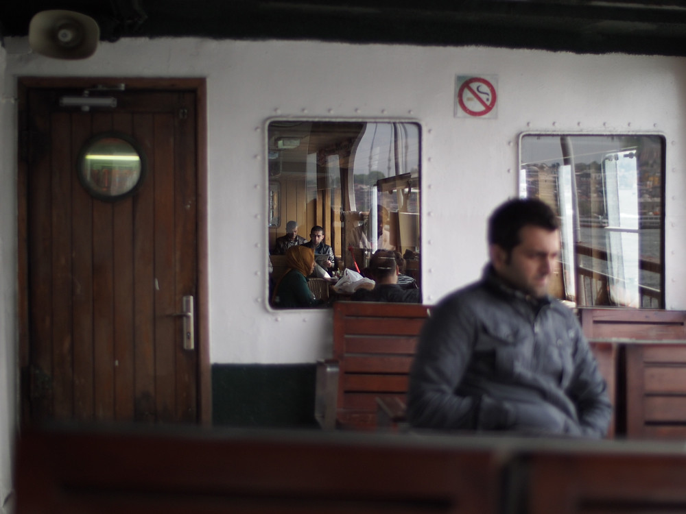 Istanbul - Bosphorus Ferry