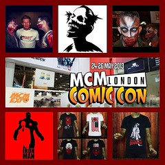 Omg MCM Expo is only...  4 Days Away Now, and we are so excited to be infecting this amazing event come on Friday hurry up :-D
