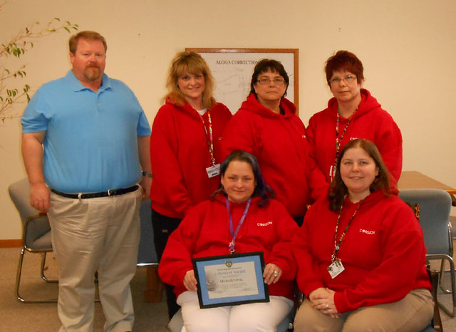 Missouri Corizon nurses receive lifesaver award