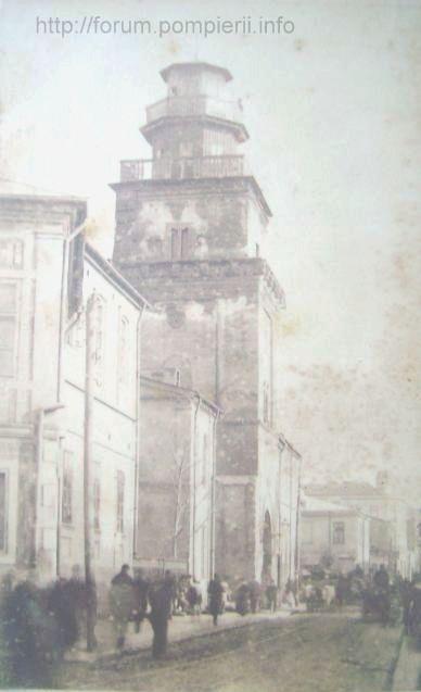 Turnul Coltei - antebelica