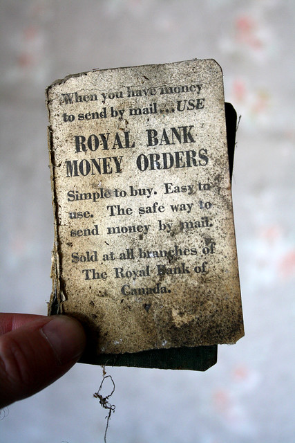 Royal Bank Money Orders